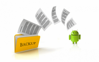 Android adb backup